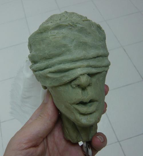 Blindfold Guy 08